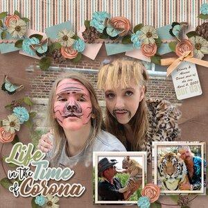 Corona Brandy & Alaina