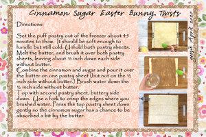 goosie _Cinnamon Sugar Easter Bunny Twists2