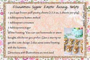 goosie _Cinnamon Sugar Easter Bunny Twists1