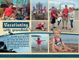 Vacationing with Grandkids (page 1 of 2)
