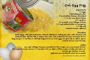 Celestine_Chili-Egg Puff