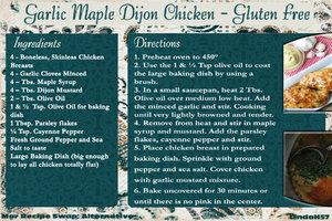 LindaH57-Gluten Free Garlic Maple Dijon Chicken-Mar 2020 RC.jpg