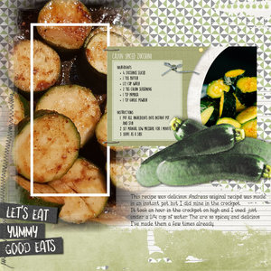 Recipe Swap_courgette recipe