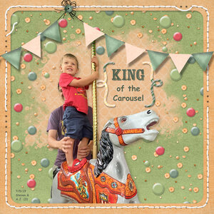King of the Carousel