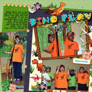 Dinosaurs: Dino Play (Laura)
