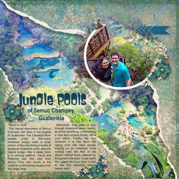 Jungle Pools