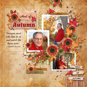 Hint of Autumn
