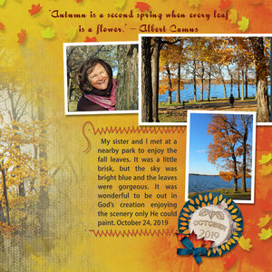 Fall Leaves - page 2