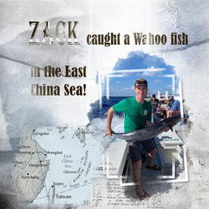 Zack Fishing