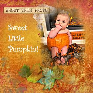 Finnson the Pumpkin