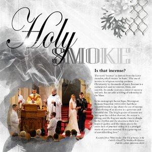 Holy Smoke - Bingo 23