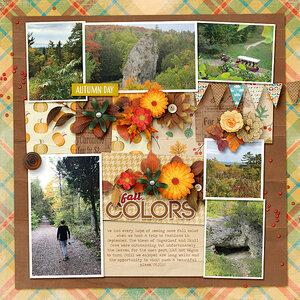 Fall on Mackinac