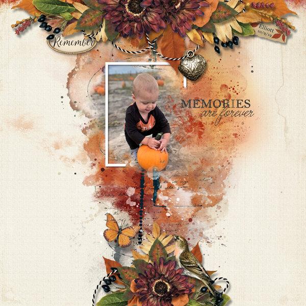November SG Club: Autumn Blessings