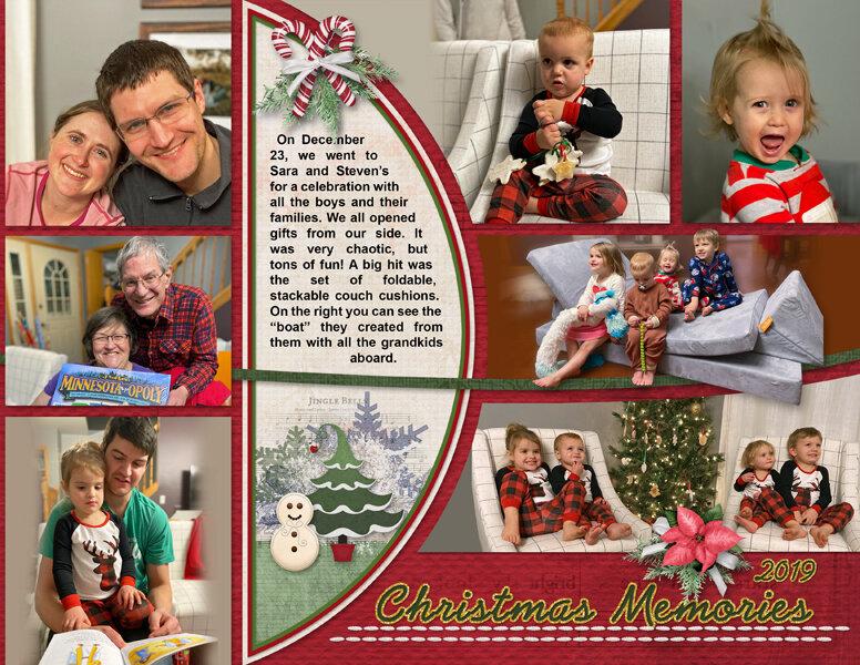 2019 Christmas Memories