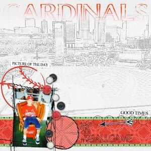 Cardinals Game