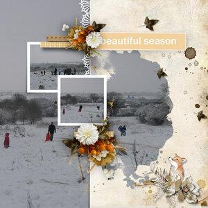 Beautiful season