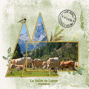 La Vallée de Lutour