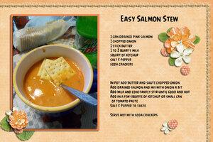 JenniferJ Easy Salmon Stew - Jan21