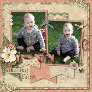 Beautiful Edith