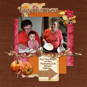 Thanksgiving Togetherness