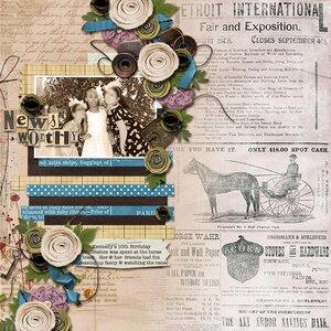 Horse Track Birthday