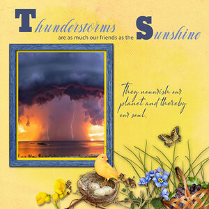 newsletter 3-31-yellow-Thunderstorm