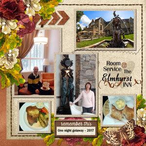 Elmhurst Inn Getaway - 2017