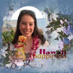 Hawaii Happiness