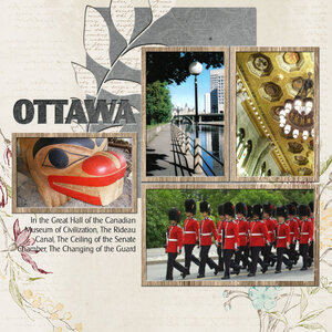 Touring Ottawa