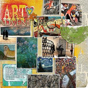 Art Is An Adventure