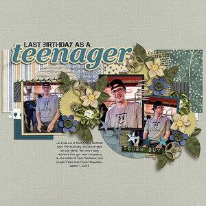 Last Teenage Birthday
