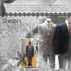 Grandpa's Suit