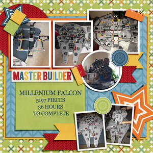 Master Lego Builder