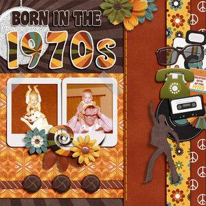 Born in the 70's