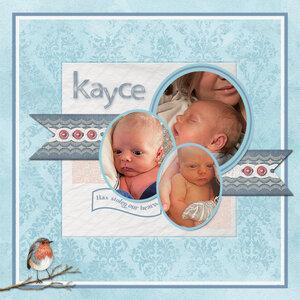 Kayce  Challenge 4-Scraplift