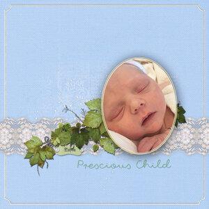 Precious Child TNL-Celebrations