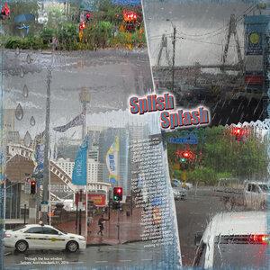 Tues Challenge 4/13/21: Splash - Austraila Rain