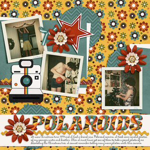 24th - Candid photos - Polaroids