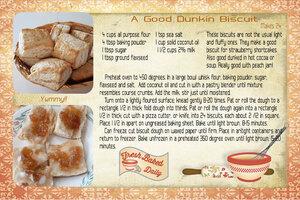 Scrapgarden-Dunkin-Biscuits