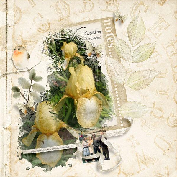 Weekend-wildcard-Challenge-Iris-wedding-flowers