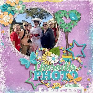 Disney Band Mary Poppins
