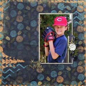 Baseball Stephen