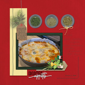 Featuring: Global Gourmet Italian