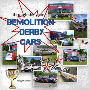 Demolition-Derby-Cars