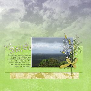 Tuesday 1st June - Weather - #3 Bingo - Overcast