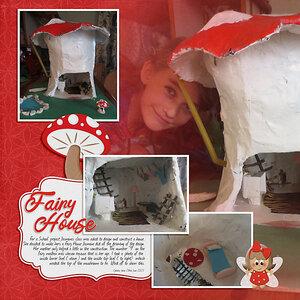 Newsletter 29June - Fairy House