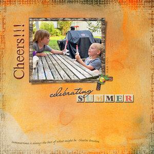Weekend Challenge 7/24/21 & AFT Celebrate: Cheers to Summer