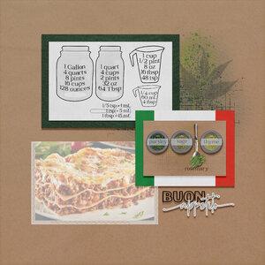 Featuring: Global Gourmet Italian Pocket Life
