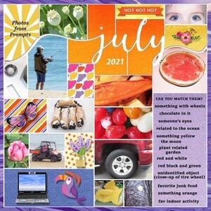 My July